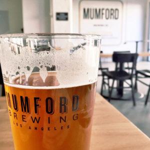 Mumford makes tasty brew.