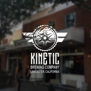 Kinetic Brewing in Los Angeles