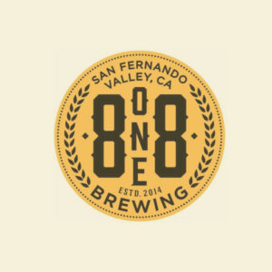 8one8 Brewing in Los Angeles