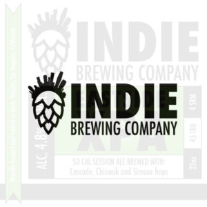 Indie Brewing Company in Los Angeles