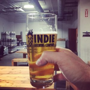 Indie Brewing Company the new brewery in LA