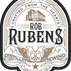 Rob Rubens Distilling and Brewing in Los Angeles