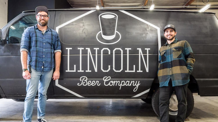 Lincoln Beer Company (photo: John Verive http://www.beeroftomorrow.com)