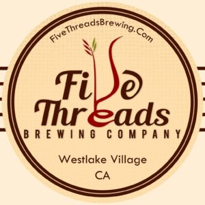 Five Threads Brewing in Los Angeles