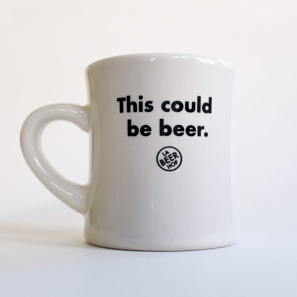 Coffee Beer Mug